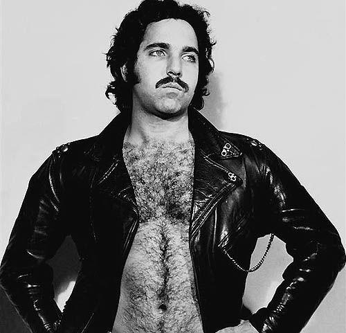 Ron Jeremy young